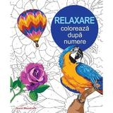 Relaxare: Coloreaza dupa numere, editura Didactica Publishing House