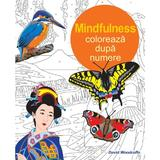 Mindfulness: Coloreaza dupa numere, editura Didactica Publishing House