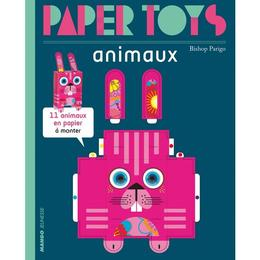 Paper Toys: Animaux, editura Didactica Publishing House
