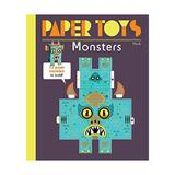 Paper Toys: Monstres, editura Didactica Publishing House