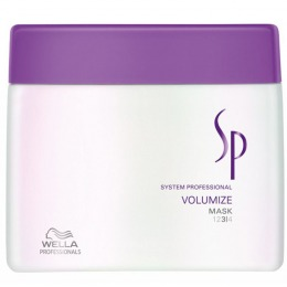 Masca pentru Volum - Wella SP Volumize Mask 400 ml