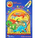 Dinozauri - Carte de colorat si activitati practice, editura Steaua Nordului