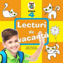 Lecturi de vacanta cls 4, editura Elicart