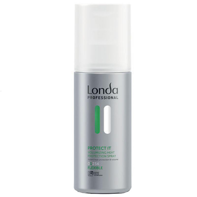Lotiune pentru Volum cu Protectie Termica - Londa Professional Protect It Spray 150 ml imagine produs