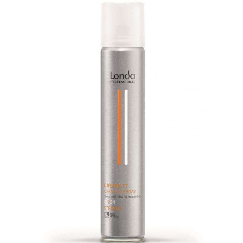 Spray Creativ cu Fixare Puternica - Londa Professional Create It Creative Spray, 300ml imagine produs