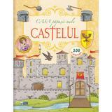 Casa papusii mele: Castelul, editura Arc
