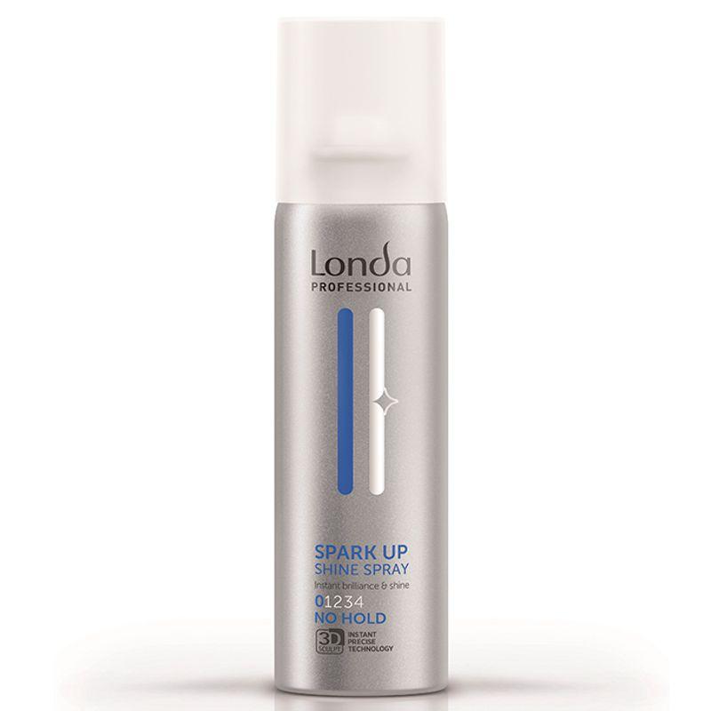 Spray pentru Stralucire - Londa Professional Spark Up Shine Spray 200 ml poza