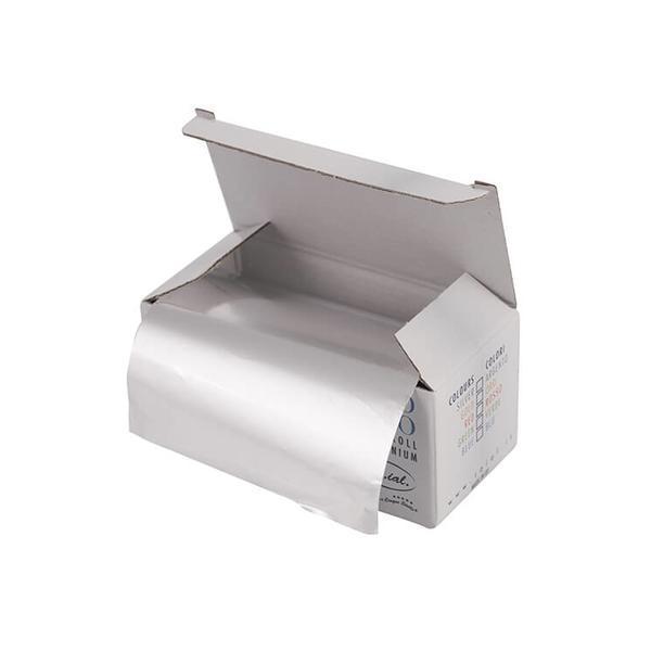 Rolă staniol șuvițe 12 cm - Labor Pro imagine produs
