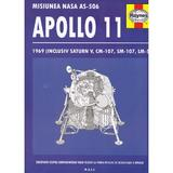 Apollo 11. Misiunea NASA AS-506, editura Mast