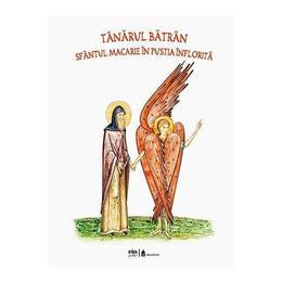 Tanarul batran. Sfantul Macarie in pustia inflorita - Petru Vornic, editura Via