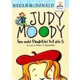 Judy Moody face ocolul Pamantului in 8 zile 1/2 - Megan McDonald, editura Gama