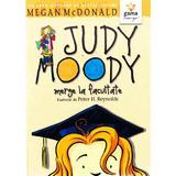 Judy Moody merge la facultate - Megan McDonald, editura Gama