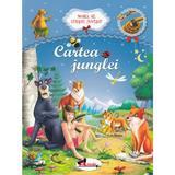 Cartea junglei - Bunica ne citeste povesti, editura Aramis