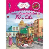 Ocolul pamantului in 80 de zile - Bunica ne citeste povesti, editura Aramis