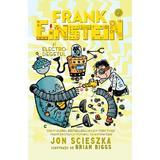 Frank Einstein si electro-degetul - Jon Scieszka, editura Pandora
