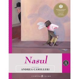 Nasul - Andrea Camilleri, editura Curtea Veche