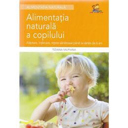 Imagine indisponibila pentru Alementatia naturala a copilului - Tiziana Valpiana, editura Lizuka Educativ