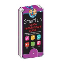 Smart Fun Clasa pregatitoare Clasa 1 , editura Didactica Publishing House