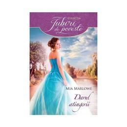 Darul atingerii - Mia Marlowe, editura Litera