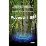 Povestiri SF - Livia Furia, Sandra Coroian, Iulia Volintiru, editura Berg