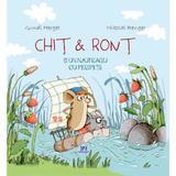 Chit si Ront si un naufragiu cu peripetii - Gundi Herget, Nikolai Renger, editura Didactica Publishing House