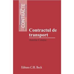Contractul de transport - Aurelia Cotutiu, editura C.h. Beck