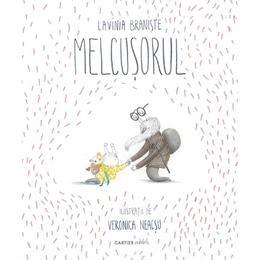 Melcusorul - Lavinia Braniste, editura Cartier