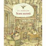 Scara secreta - Jill Barklem, editura Cartier