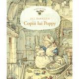 Copiii lui Poppy - Jill Barklem, editura Cartier