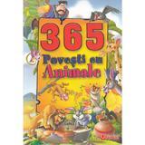 365 povesti cu animale, editura Unicart
