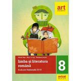 Limba romana - Clasa 8 - Evaluare Nationala 2018 - Mihail Stan, Florin Ionita, Marilena Lascar, editura Grupul Editorial Art