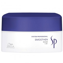 Masca pentru Par Ondulat - Wella SP Smoothen Mask 200 ml