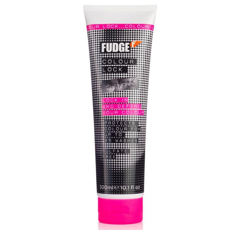 Sampon pentru Par Vopsit - Fudge Colour Lock Shampoo 300 ml imagine
