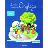 Limba moderna engleza - Clasa 2 - Caiet de lucru - Elena Sticlea, Cristina Mircea, editura Booklet