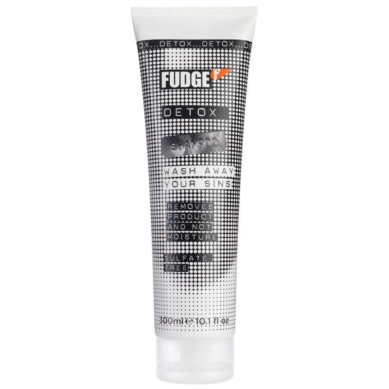 Sampon Detoxifiant - Fudge Detox Deep Cleanser Shampoo 300 ml imagine