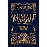Animale fantastice si unde le poti gasi, Scenariul original - J.K. Rowling, editura Grupul Editorial Art