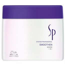 Masca pentru Par Ondulat - Wella SP Smoothen Mask 400 ml