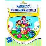 Matematica si explorarea mediului Clasa Pregatitoare - Partea I - Doina Burtila, Marinela Chiriac, editura Tiparg