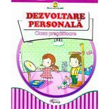 Dezvoltare personala Clasa Pregatitoare - Marinela Chiriac, Doina Burtila, editura Tiparg
