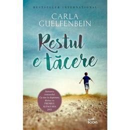 Restul e tacere - Carla Guelfenbein, editura Litera