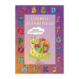 Literele Alfabetului, editura Tehno-art