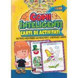 Jocuri pentru copii inteligenti. Carte de activitati +6 ani, editura Aramis