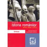 Memorator de istoria romanilor. Clasa a XII-a - Ramona Popovici, editura Booklet