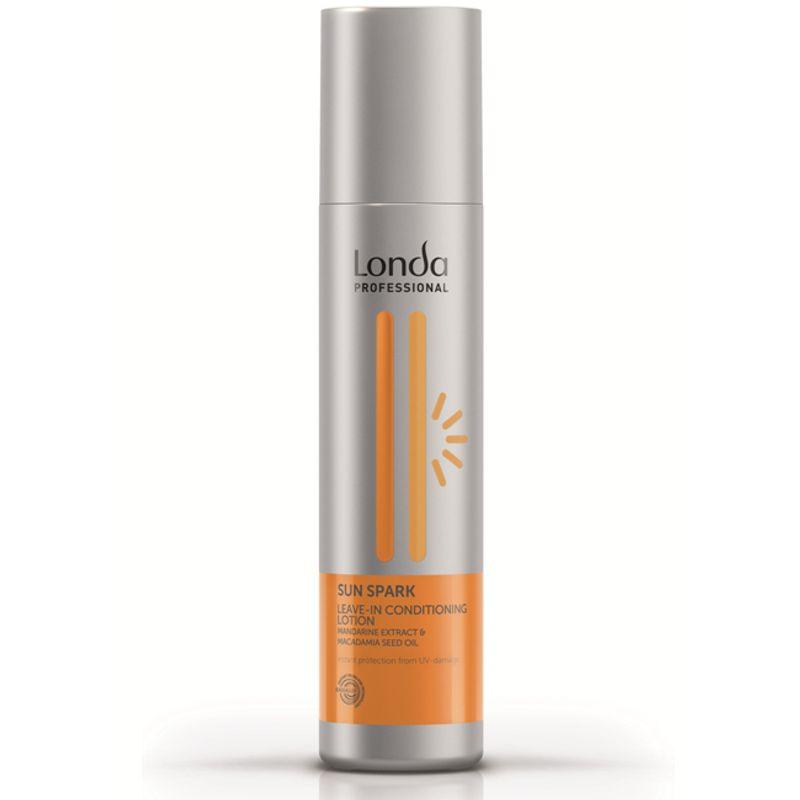 Balsam pentru Protectie Solara Leave In - Londa Professional Sun Spark Leave In Conditioning Lotion 250 ml esteto.ro