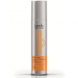 Balsam pentru Protectie Solara Leave In - Londa Professional Sun Spark Leave In Conditioning Lotion 250 ml