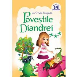 Povestile Diandrei. Vol. 3 - Ion-Ovidiu Panisoara, editura Didactica Publishing House