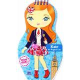 Kate din Regatul Unit - Minimiki, editura Didactica Publishing House