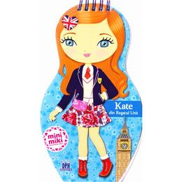Kate din Regatul Unit - Minimiki, editura Didactica Publishing House