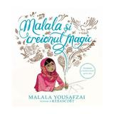Malala si creionul magic - Malala Yousafzai, editura Grupul Editorial Art