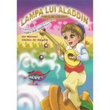 Lampa lui Aladdin - Carte de colorat, editura Omnibooks Unlimited